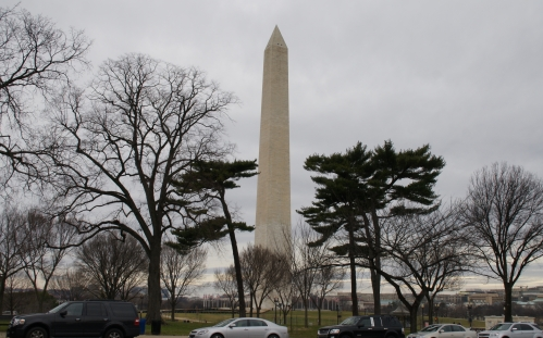 Washington Monument, 2013