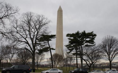 Washington Monument, 2013