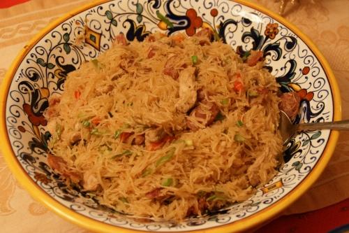 Noodles, Filipino-style