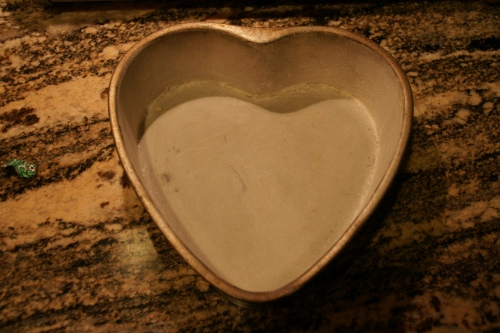 My heart-shaped tin from the 80s