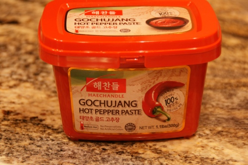 Korean hot pepper paste, Gochujang