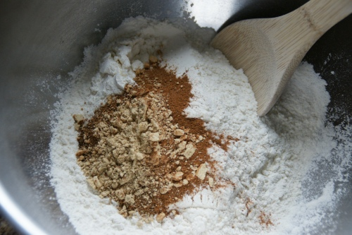 Flour and flavors