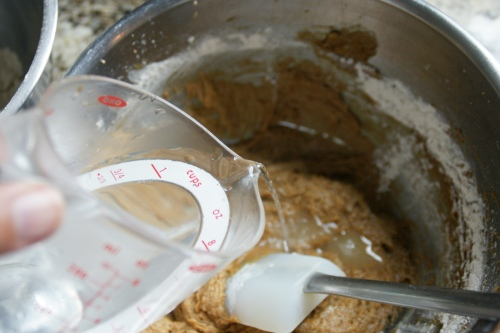 Make sure the water is very hot to activate the baking soda