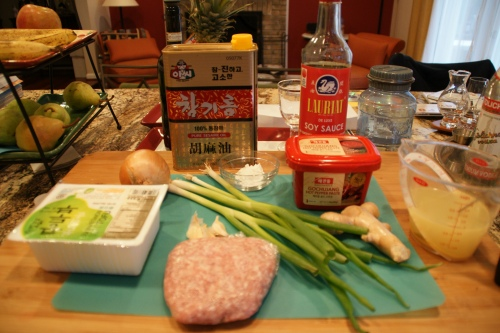 ma po tofu ingredients